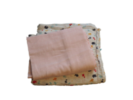 2 XL -tetradoeken roze