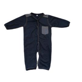 62 - Jumpsuit jeanslook