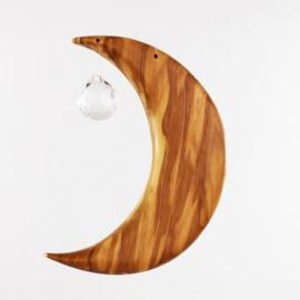 Raamhanger maan - handwerk