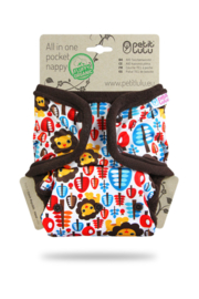 All-in-one koning van de jungle - Petit Lulu