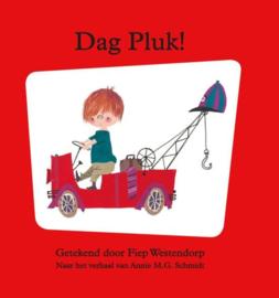 Dag Pluk! - knuffelboekje
