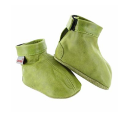 Slofjes groen - Oxxy