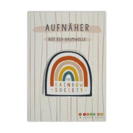 *Patch Rainbow society - Tell me .Berlin*