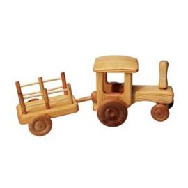 Tractor groot - Debresk