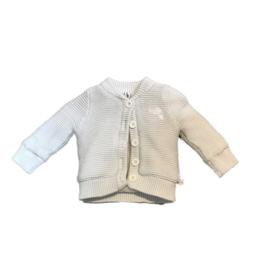 Vestje wit gevoerd - Babyface (opgehaald)