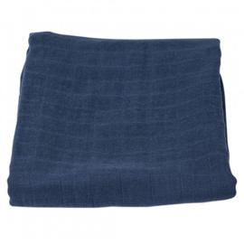 Tetradoek - donkerblauw