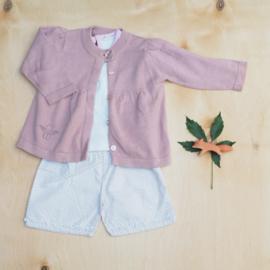 Set in wit en roze