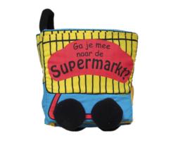 Ga je mee naar de supermarkt? - activiteitenboekje