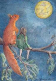 Volle maan - Eentje van Margot