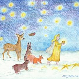 Kerstlicht - Eentje van Margot