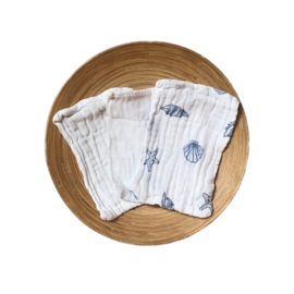 Setje van 3 washandjes