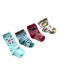 Sokjes voor een kleine (ecologische) voet(-afdruk)