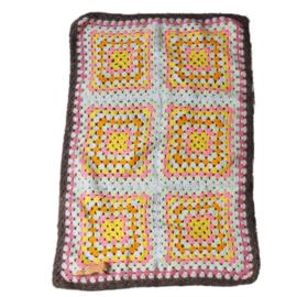 Gehaakte deken - Handmade