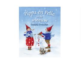 Pippa en Pelle in de sneeuw - Daniela Drescher