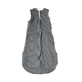 65 cm - Slaapzak grijs gevoerd - Reves d'anais