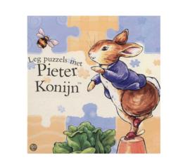 Puzzelen met Pieter Konijn (winkel)