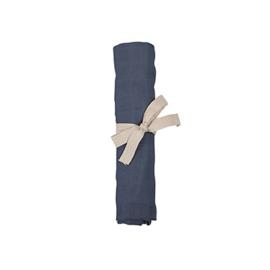 *Tetradoek grijsblauw - Filibabba*