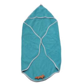Badcape turquoise - Koeka