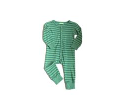 Jumpsuit groen met strepen - Lily balou