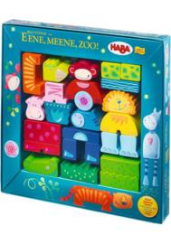 Dierenblokken Eene Meene Zoo - Haba