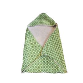 Badcape groen - Trixie