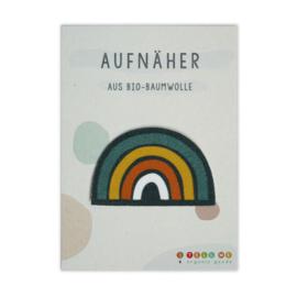 Patch Regenboog - Tell me .Berlin (opgehaald)