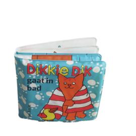 Badboekje - Dikkie Dik gaat in bad