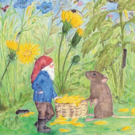 Sibbe en de dieren - Eentje van Margot