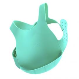 Flexi-bib slabber groen - Minikoikoi