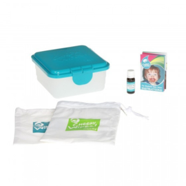 Minikit minky patroon - Cheeky Wipes
