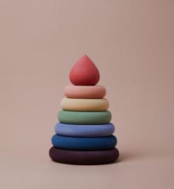 *Stapeltoren kleuren - Raduga Grëz*