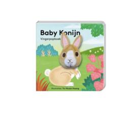 Baby Konijn - vingerpopboekje