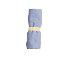 Tetradoek - poederblauw (nieuw)