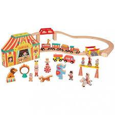 Circus + treinbaan - Janod