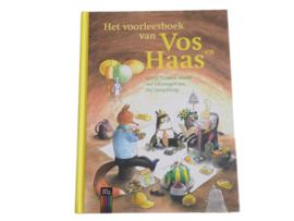 Het voorleesboek van Vos en Haas - Sylvia Vanden Heede