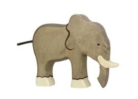 *Grote olifant - Holztiger*