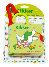 Wagenspeeltje knisperboekje - Kikker
