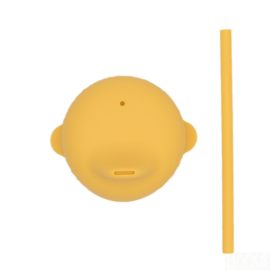 *Sippie lid geel - Wemightbetiny*