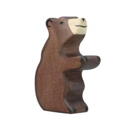 *Bruin beertje staand - Holztiger*