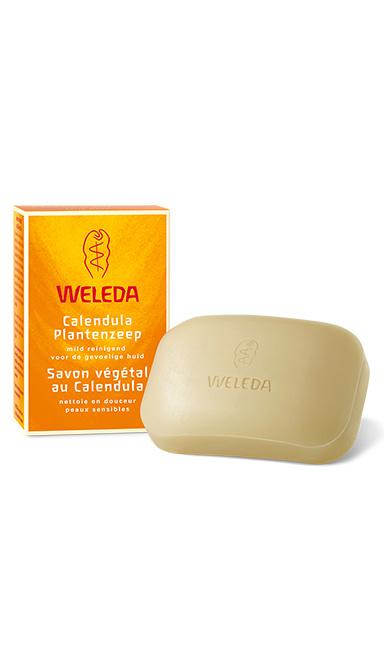 Calendula zeep - Weleda