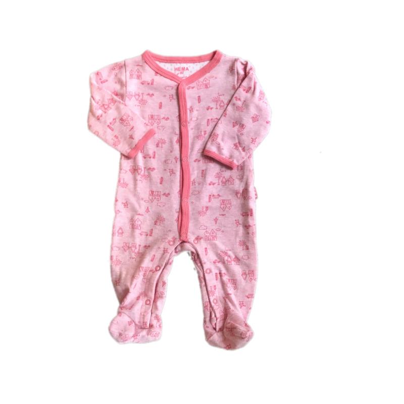 62 - Pyjama roze - Hema