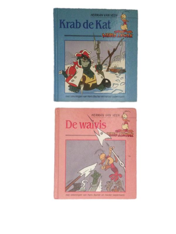 Boeken Alfred J. Kwak - Herman van Veen