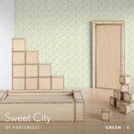 Sweet City - Green