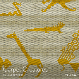Carpet Creatures - Yellow