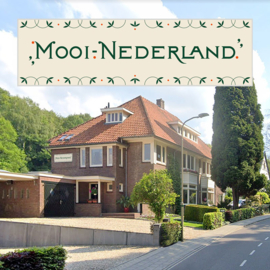 Gevelbord Mooi Nederland