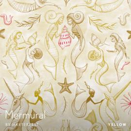 Mermural - Yellow
