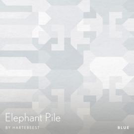 Elephant Pile - Blue