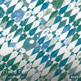 Fixed Fish - Blue