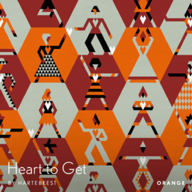 Heart to Get - Orange