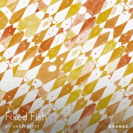 Fixed Fish - Orange
